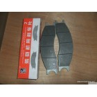 brake pad for wheel loader