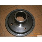 gear ring support for motor grader