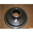 gear ring support for motor grader