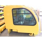 cabin assy for truck crane